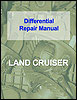 Land Cruiser Factory Service Manuals - Differential Repair