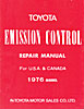 Land Cruiser Factory Service Manuals - Emission Control