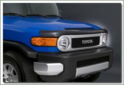 Toyota Fg Cruiser >> Page 281 Land Cruiser 80, 100 & FJ Cruiser Molded Bug Deflectors