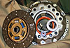 land cruiser clutch disc pressure plate throw out bearing and rear main seal kit