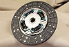 clutch disc for land cruisers with v8 conversions